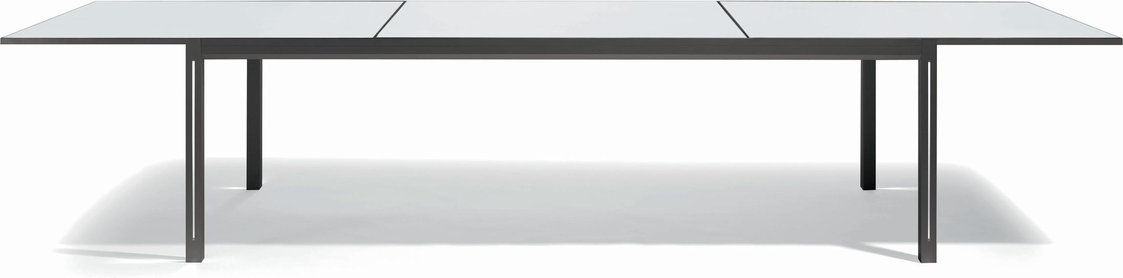 Table à manger Luna - lave - GLW 360 - LED