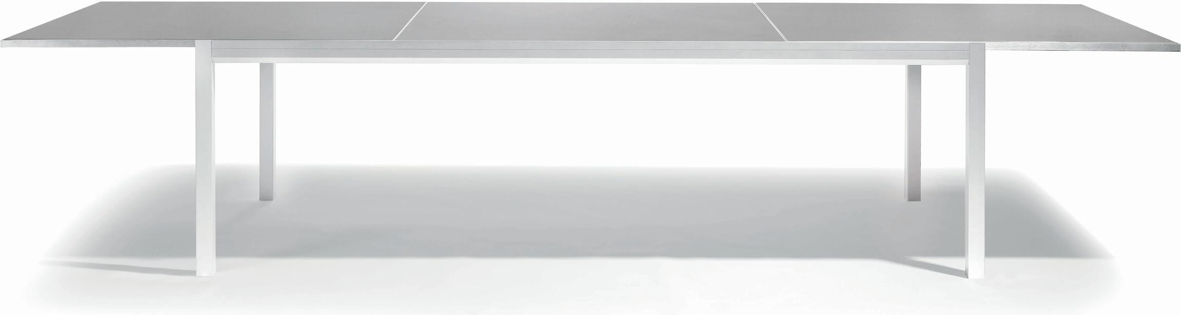 Table à manger Luna - blanc - GLS 360