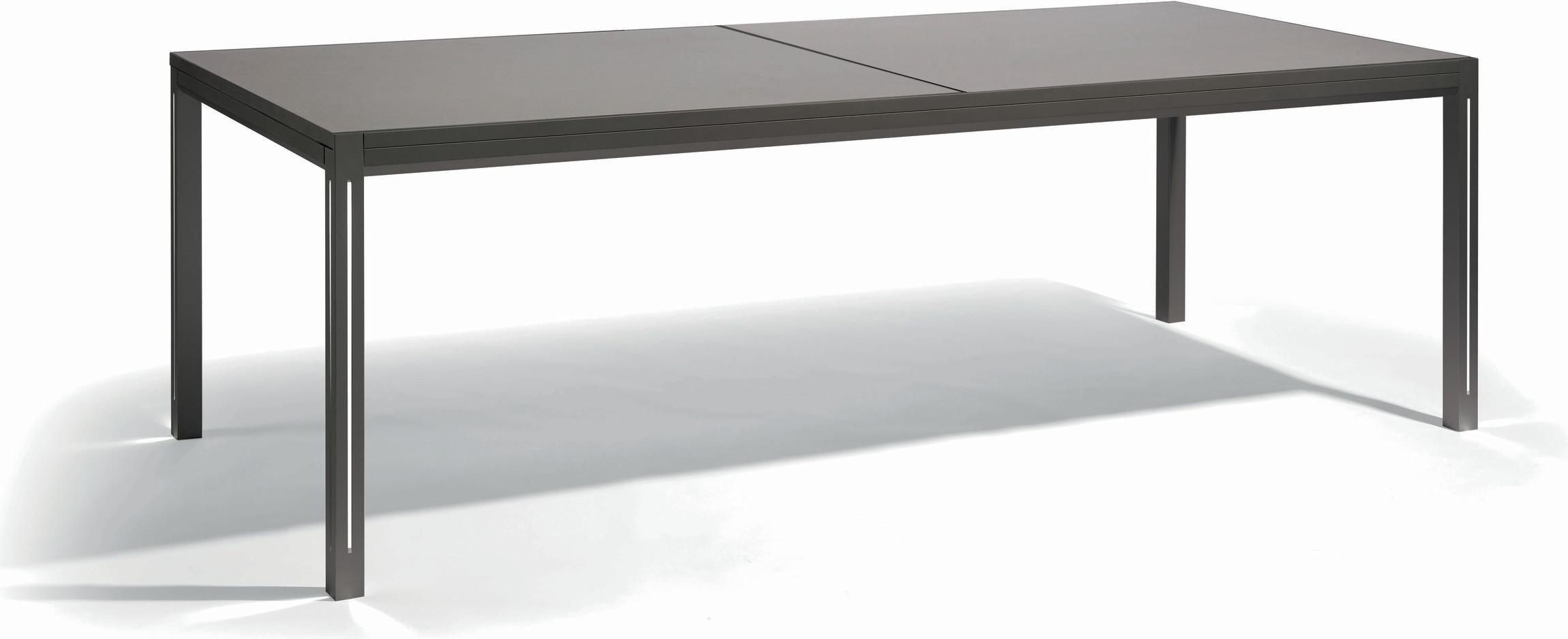 Luna Dining table - lava - CQ 360 - LED