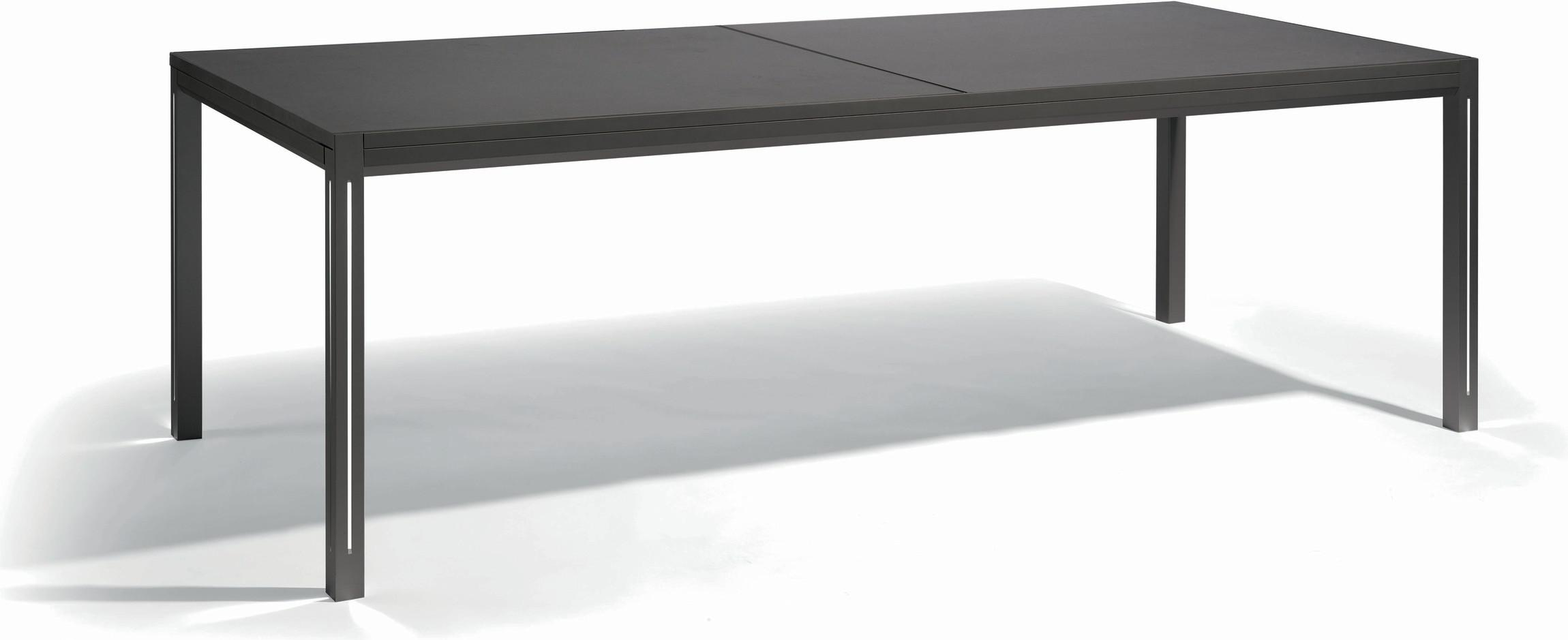 Table à manger Luna - lave - GLB 360 - LED