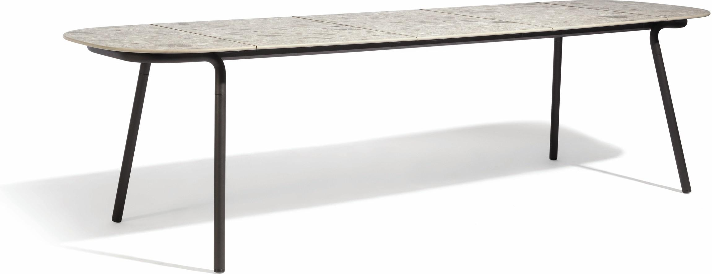 Minus Dining table - lava - CF 280