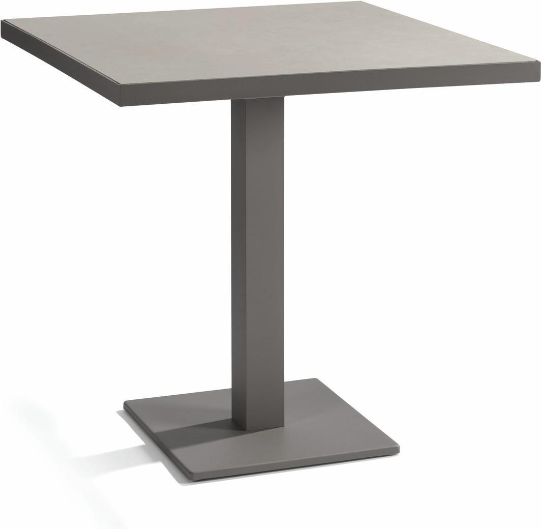 Napoli Bistro table - lava - CQ 42