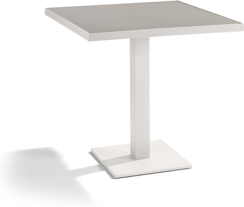 Tavolo da bistrot Napoli - bianco - GLT 60
