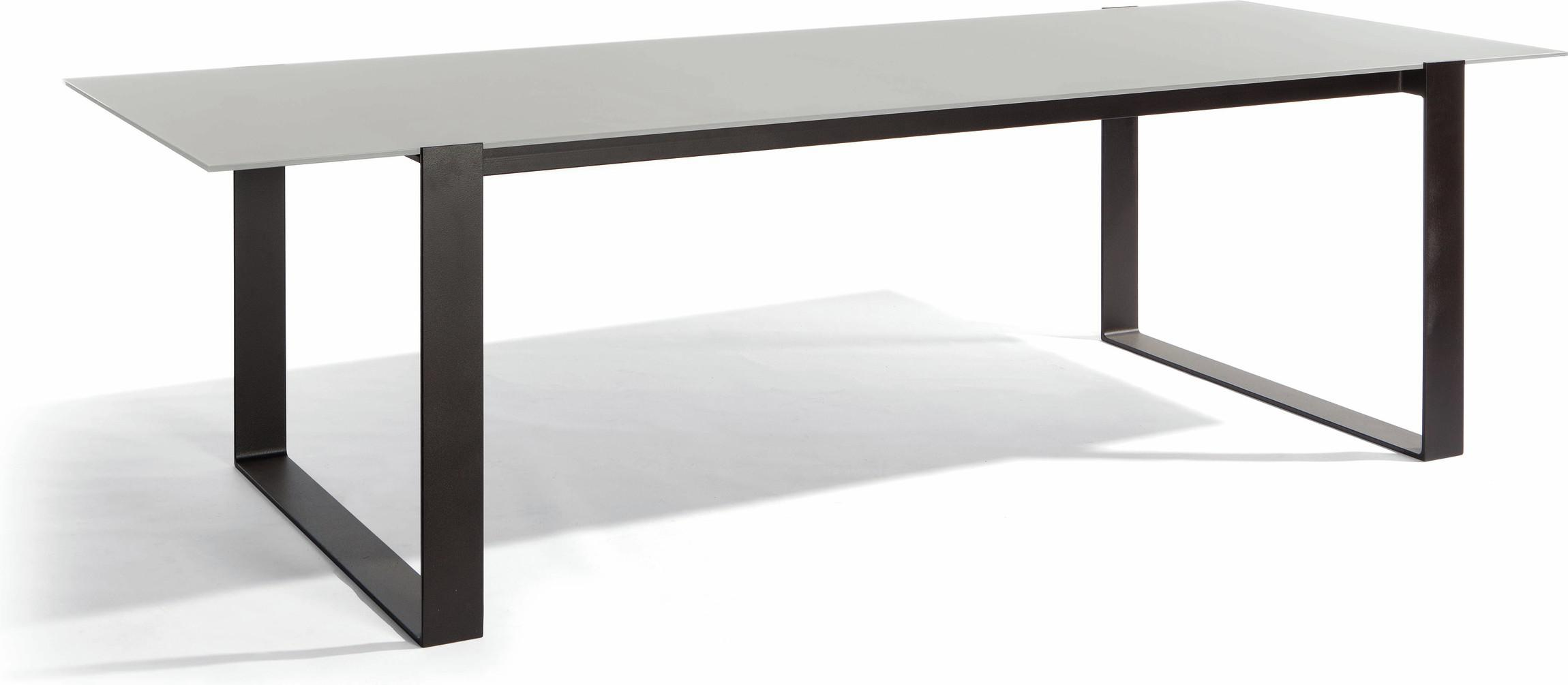 Prato Dining table - lava - GLS 270