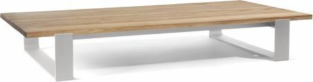Tavolino da caffè - selce - teak 180