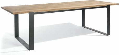 Dining table - lava - Teak 270