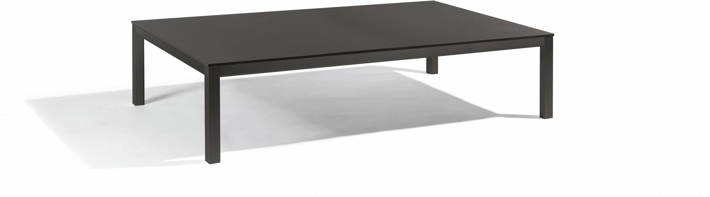 Quarto Coffee table - lava - GLB 150