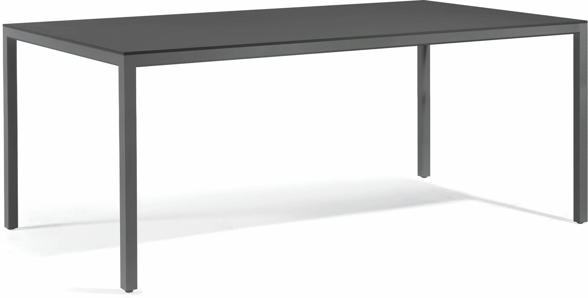 Quarto Dining table - lava - GLS 270
