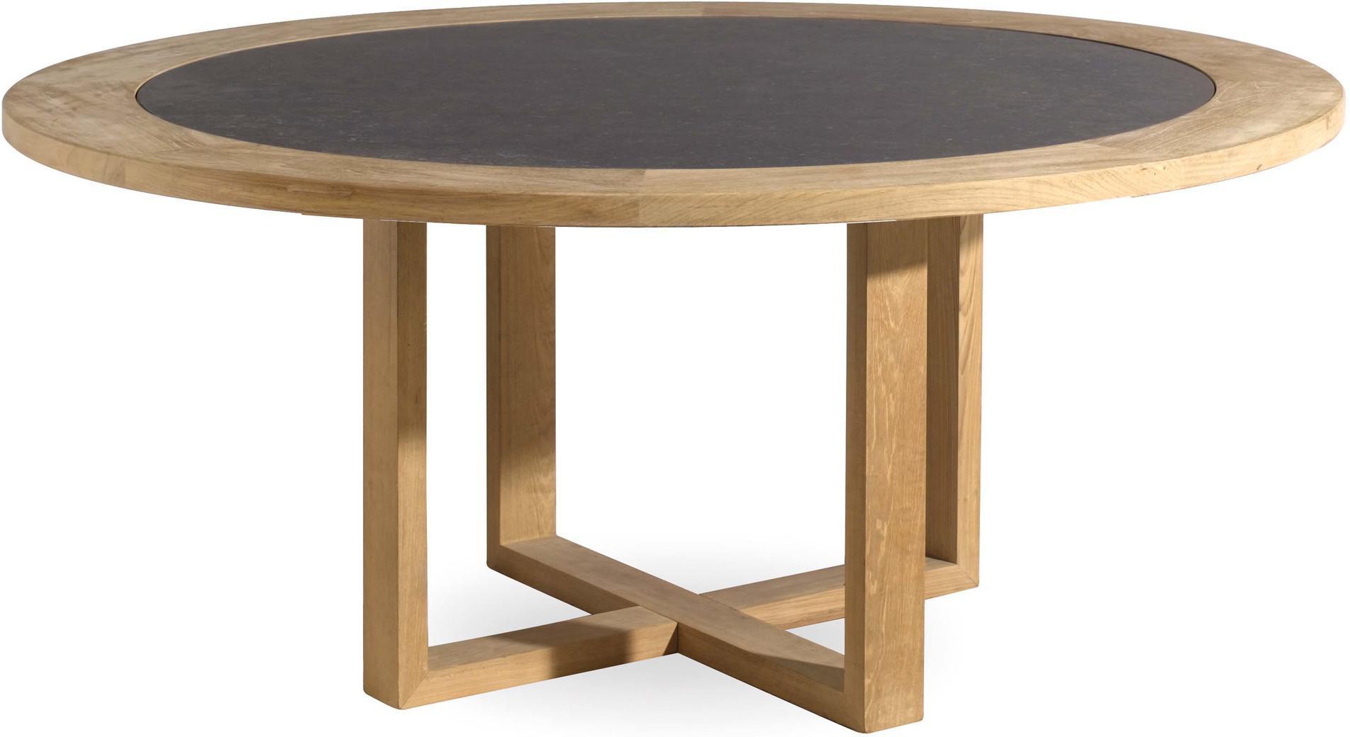 Siena Mesa de comedor - Teca - 00BD 130