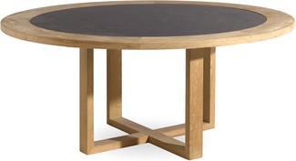 Tavolo da pranzo Siena - teak - 00BD 130