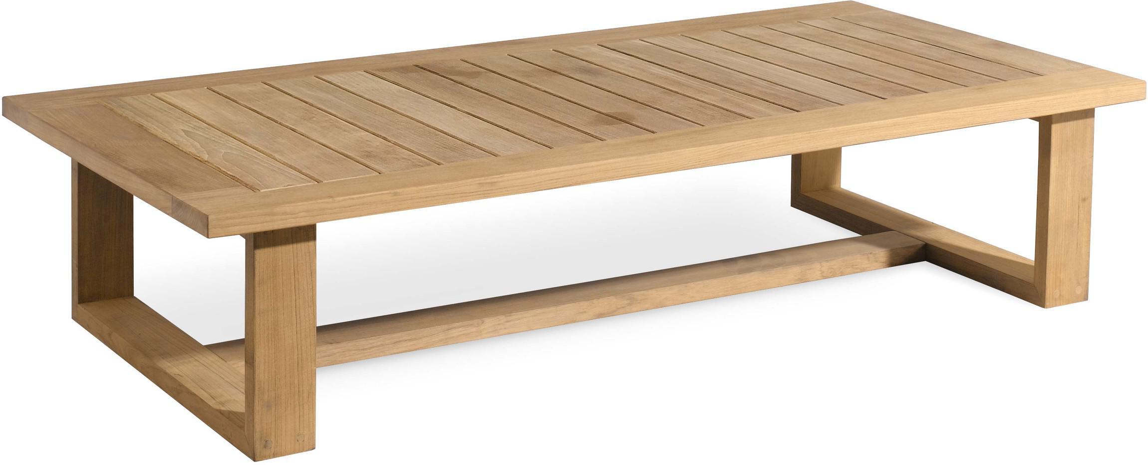 Tavolino Siena - teak - teak 180