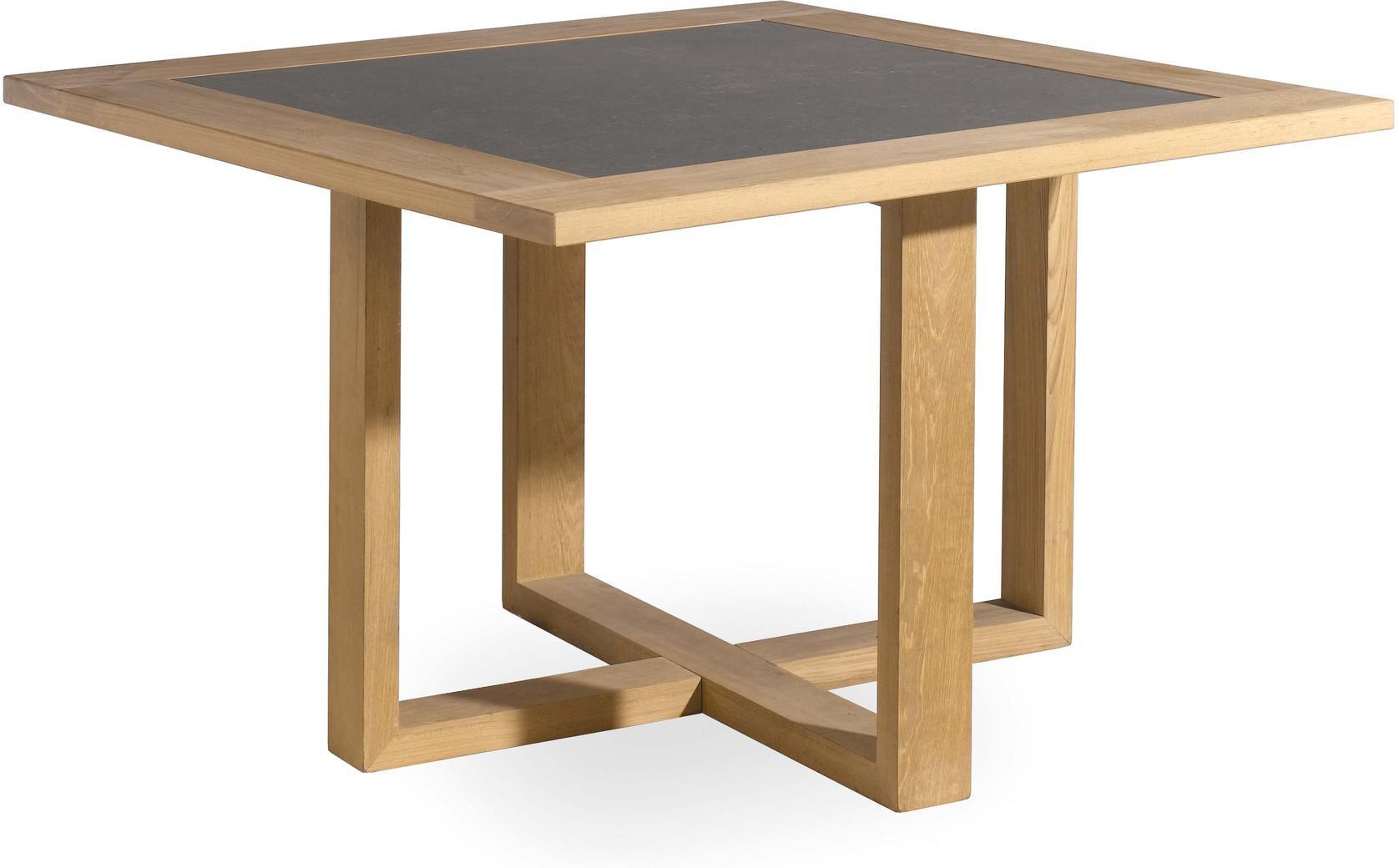 Siena Mesa de comedor - Teca - 00BD 120