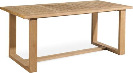Dining table - Teak - Teak 130