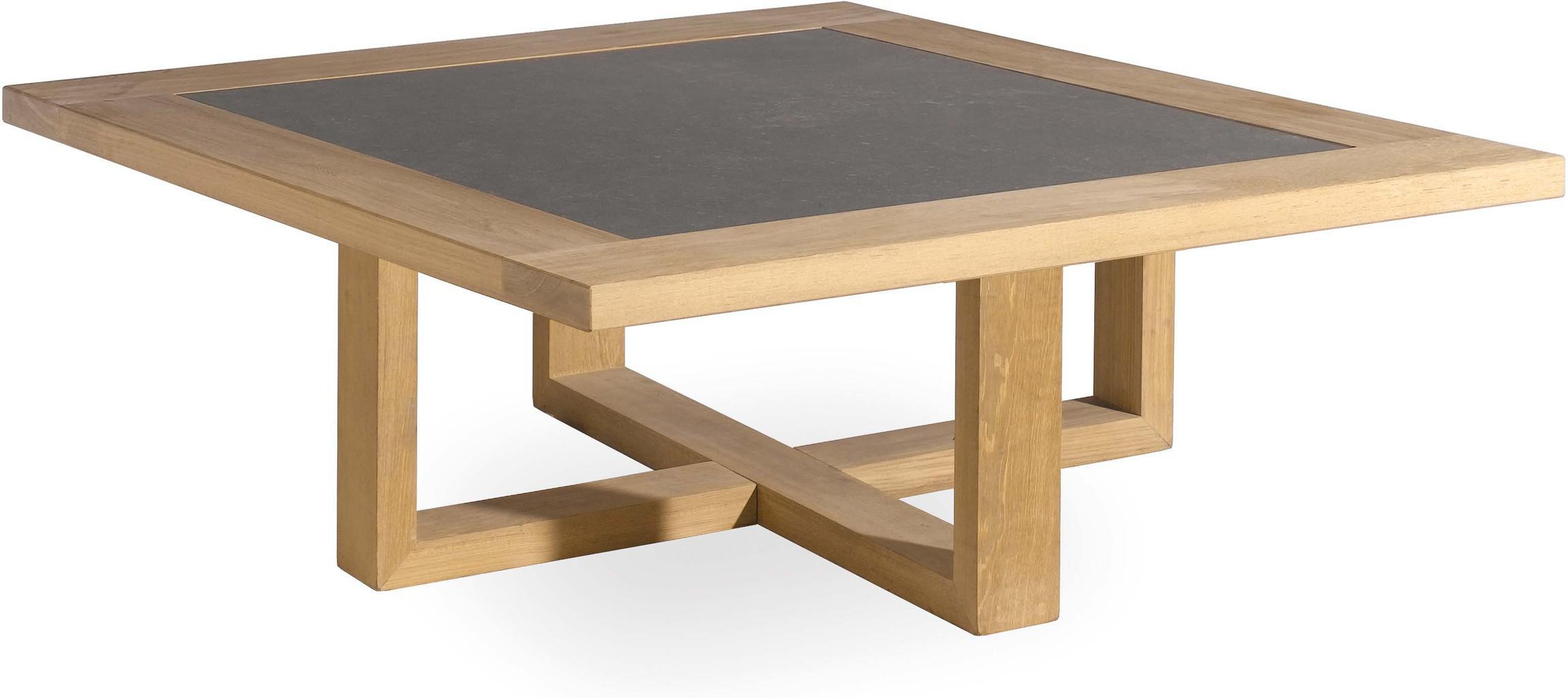 Tavolino Siena - teak - 00BD 120