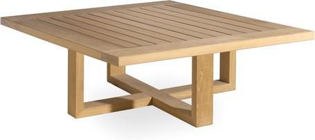 Low table - Teak - Teak 90