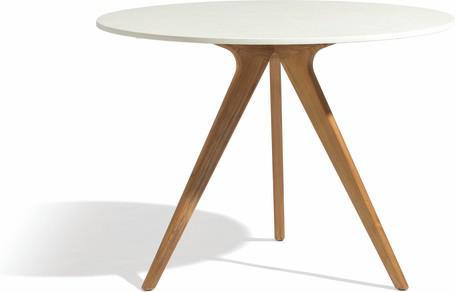 Mesa de comedor - Teca - CMW 100