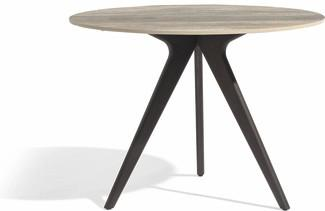 Torsa Dining table - Teak nero - CF 130