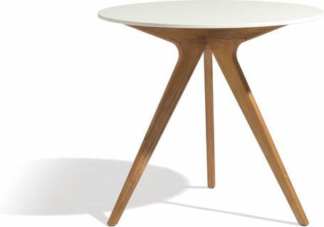 Mesa de comedor - Teca - CMW 80