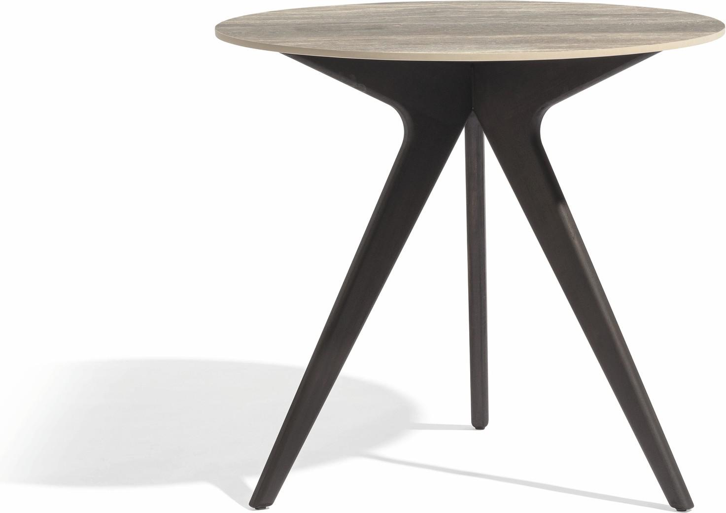 Torsa Dining table - Teak nero - CF 80