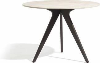 Torsa Dining table - Teak nero - CT 130