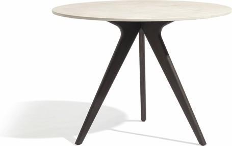 Mesa de comedor - Teca nero - CT 100