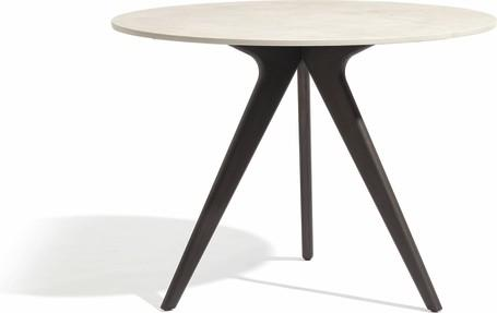 Dining table - Teak nero - CT 130