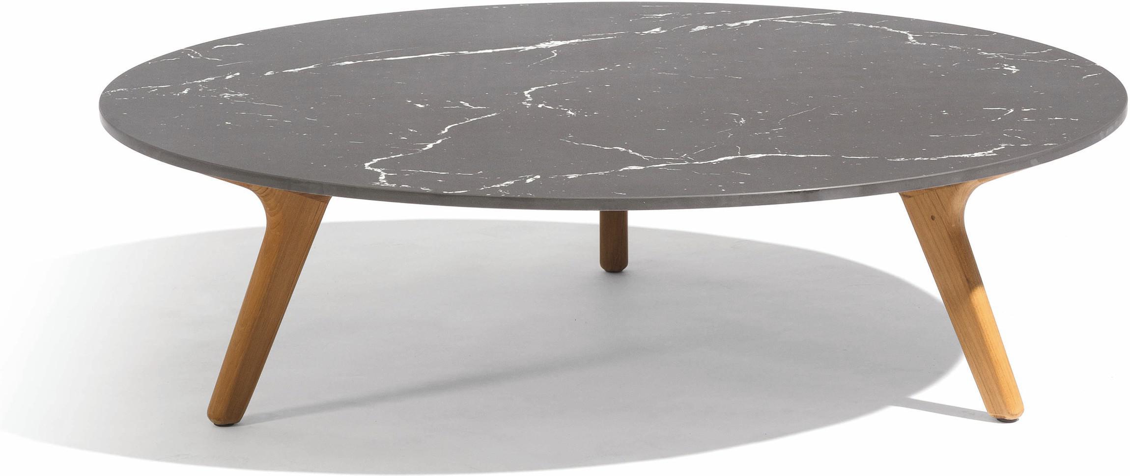 Tavolino Torsa - teak - CMB 100