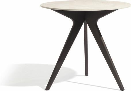 Mesa de comedor - Teca nero - CT 80
