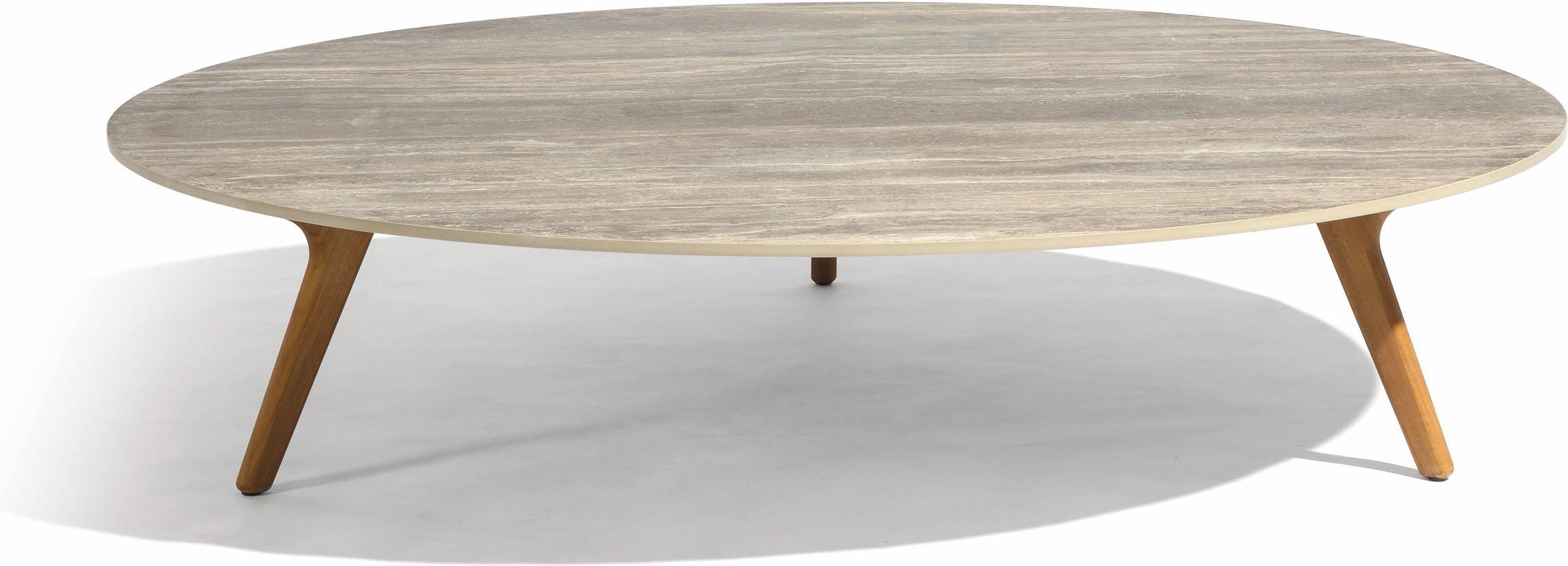 Torsa Low table - Teak - CT 148