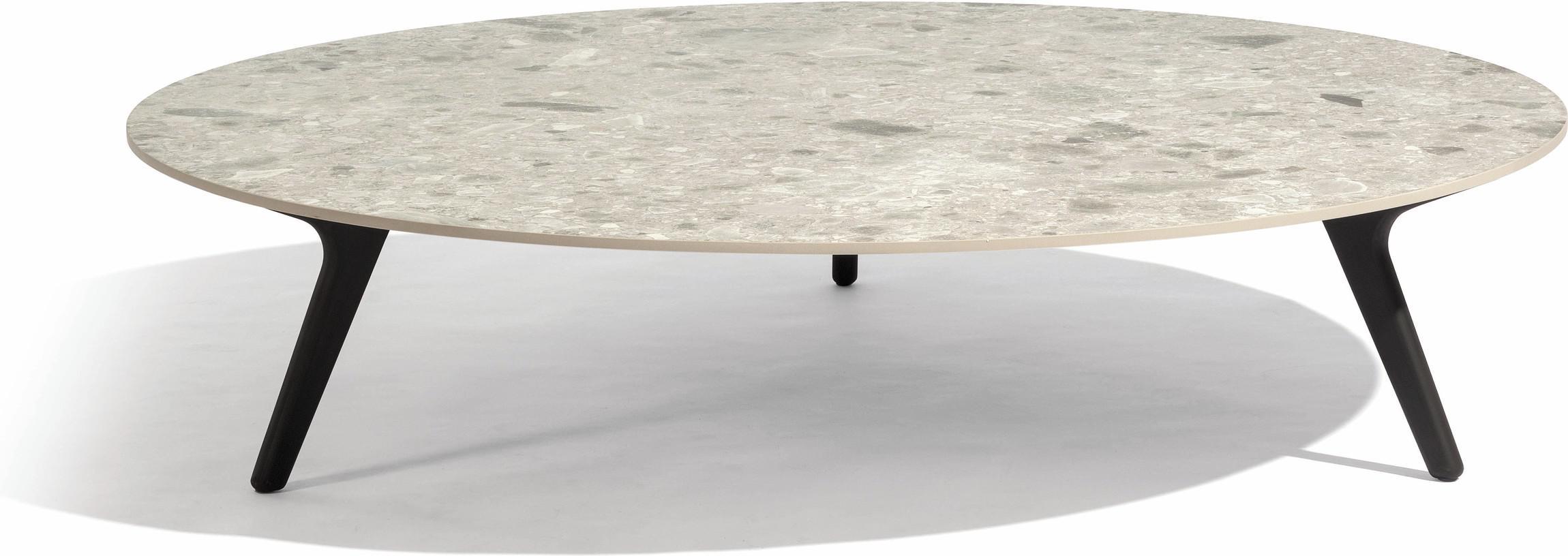 Torsa Low table - Teak nero - CF 105
