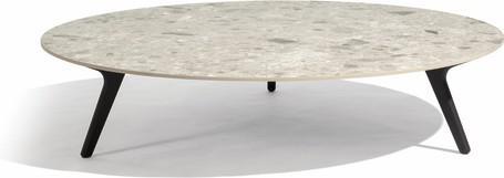 Tavolino - teak nero - CF 148