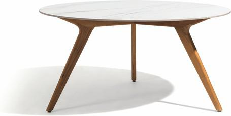 Dining table - Teak - CMW 130