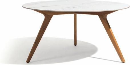 Mesa de comedor - Teca - CMW 148