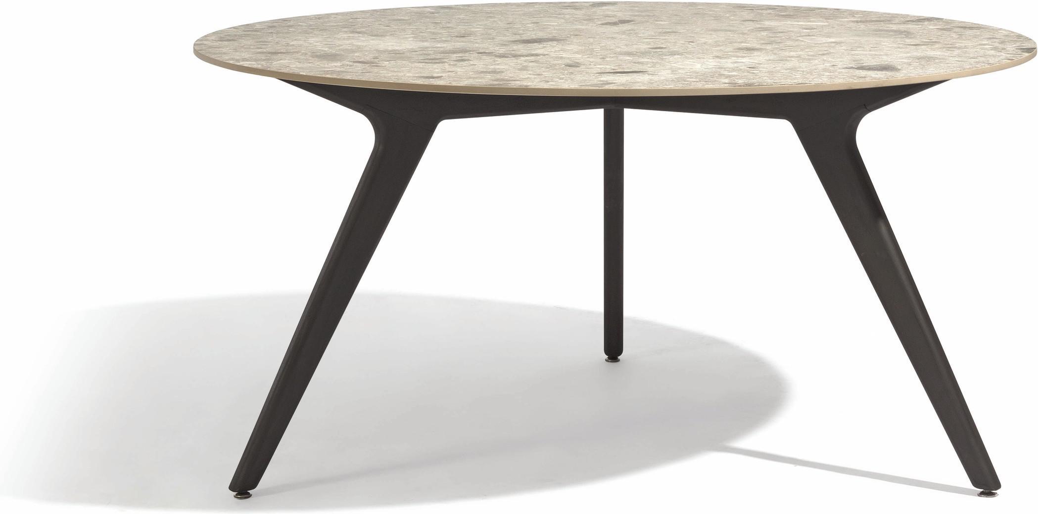 Torsa Dining table - Teak nero - CT 148