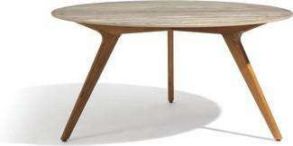 Torsa Dining table - Teak - CT 215