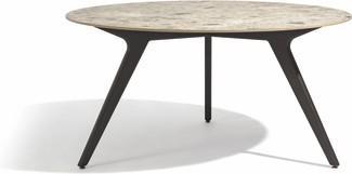 Torsa Dining table - Teak nero - CT 264