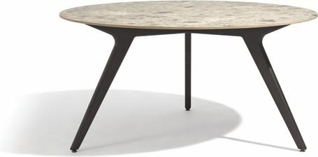 Dining table - Teak nero - CT 264