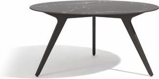 Tavolo da pranzo Torsa - teak nero - CMB 148