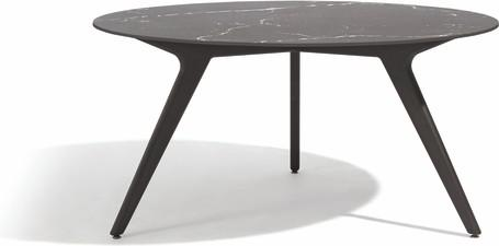 Dining table - Teak nero - CMB 130