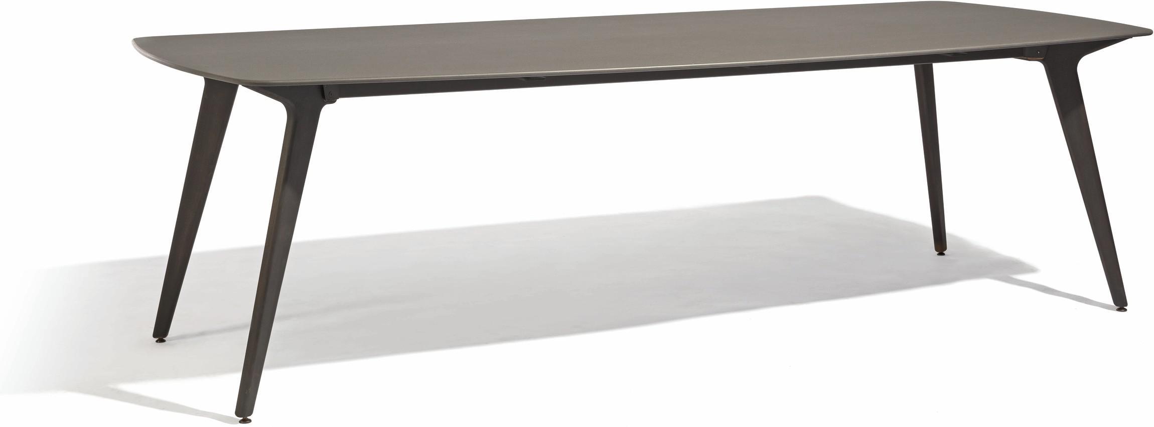 Torsa Mesa de comedor - Teca nero - CK 264