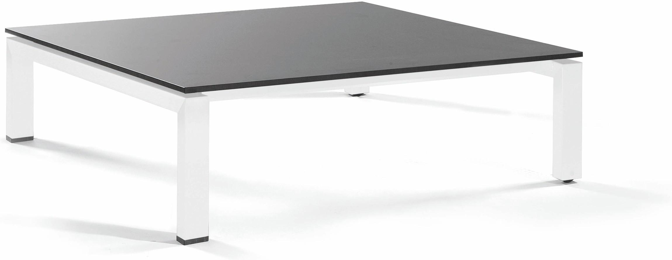 Trento Coffee table - ceramic basalt black 6mm EK 105