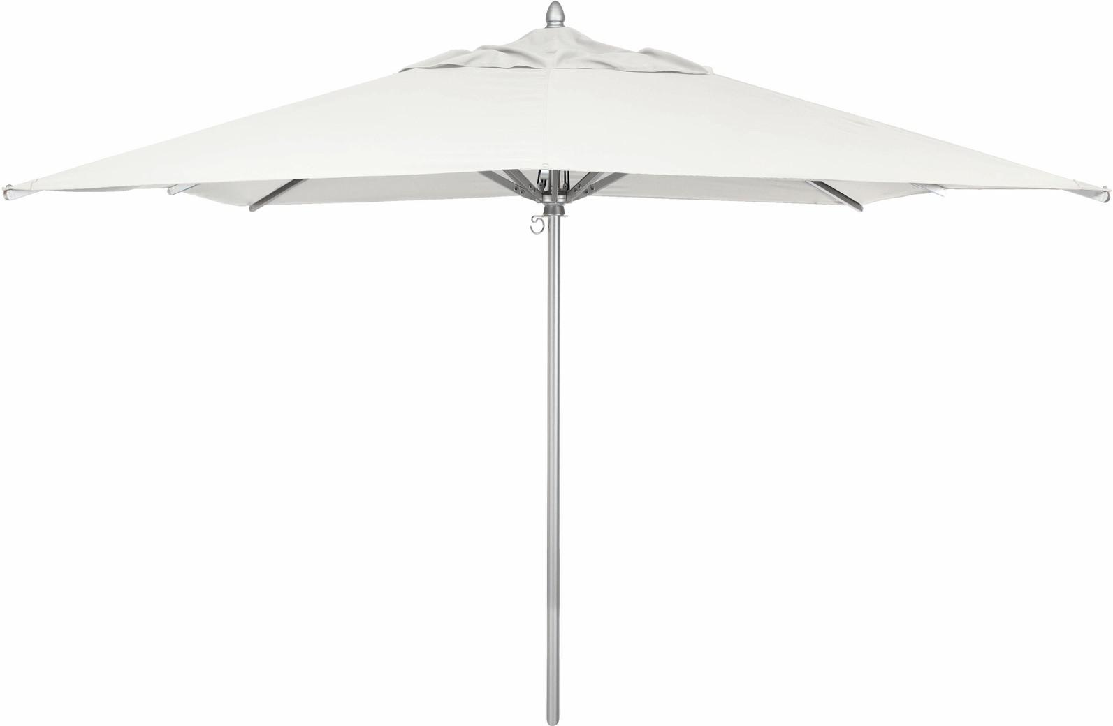 Umbrella - aluminium - 300*300 - canvas