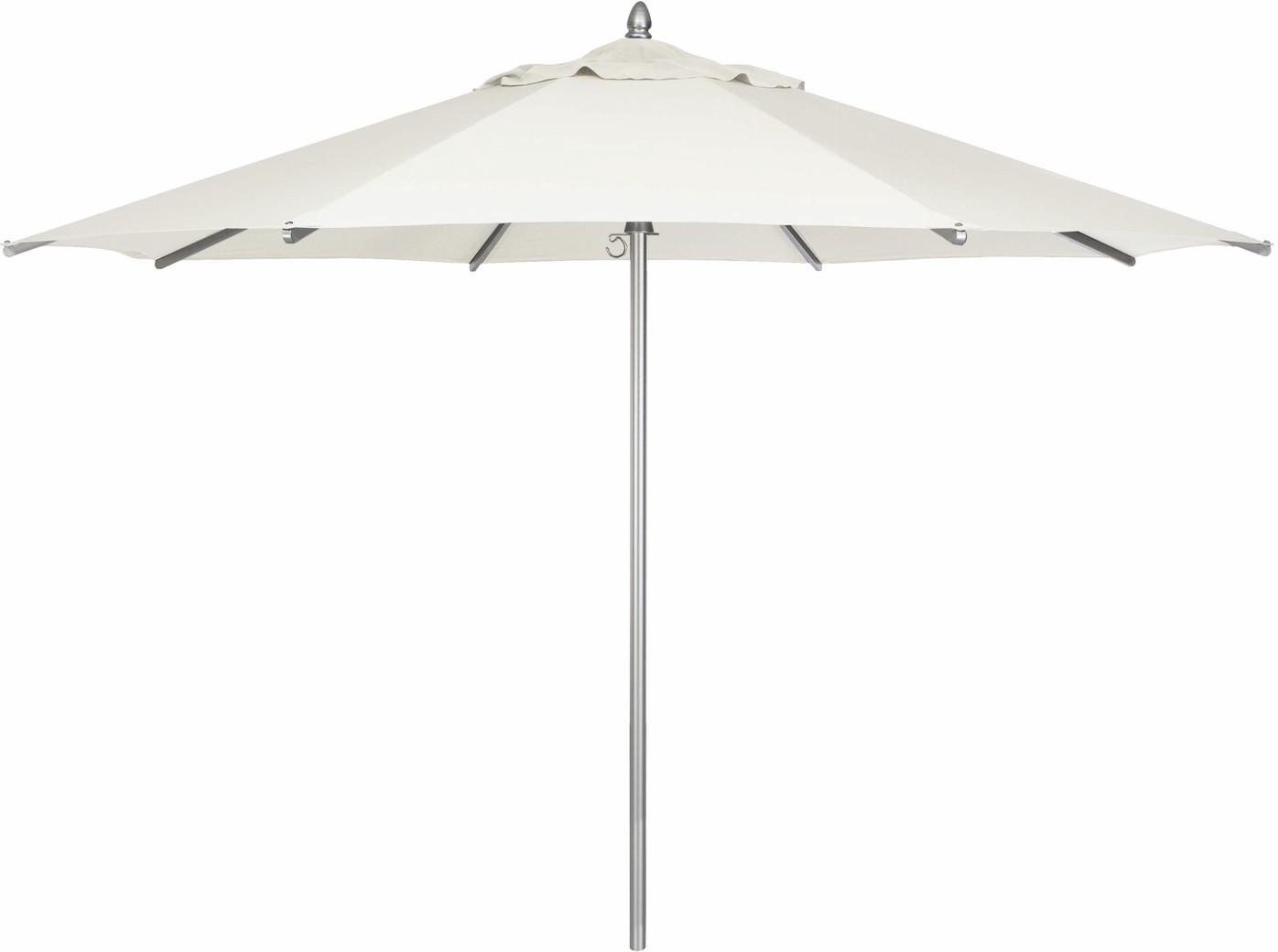 Umbrella - aluminium - Ø350 -  canvas
