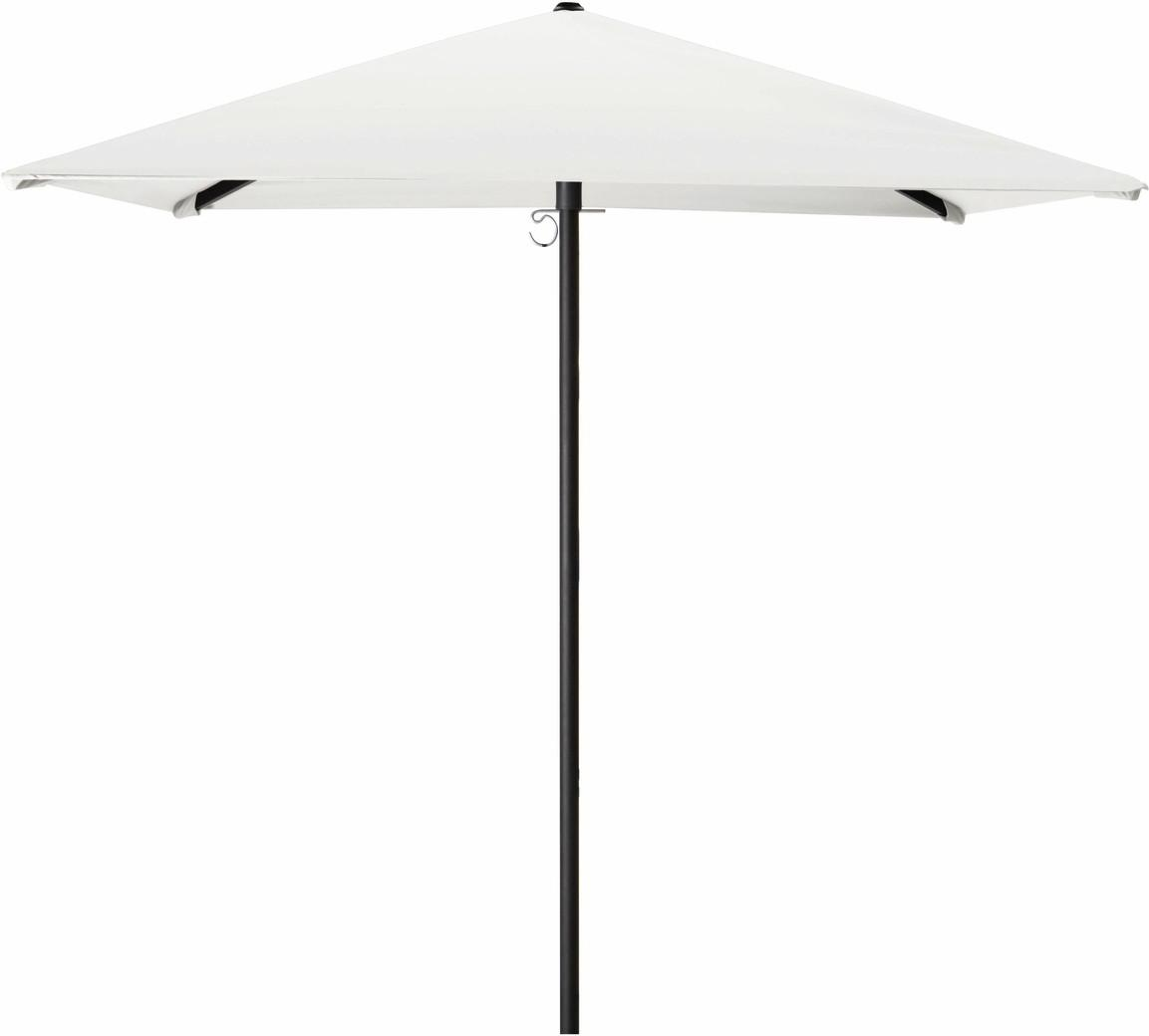 Umbrella small - central pole black - 180x180 canvas