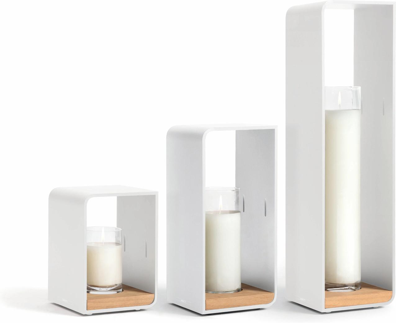 Lumo medium - Led - white