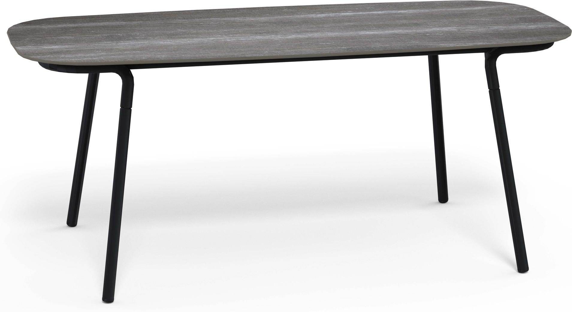 Minus High dining table - lava - CT 220