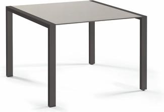 Trento Dining table - ceramic quartz 6mm EQ 90
