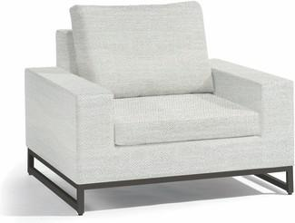 Zendo Lounge chair - Lotus Smokey 99