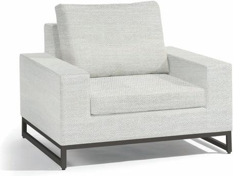 Lounge chair - Lotus Smokey 99