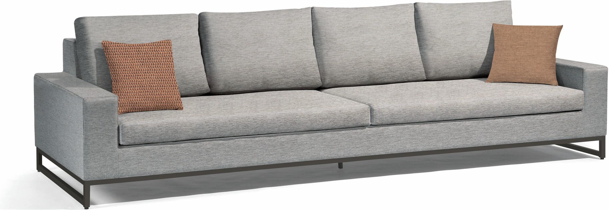 Zendo Sofa fixed - Lotus Sparrow 290